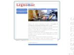 Macchine lavorazione legno usate e nuove - Legnomac s. r. l.