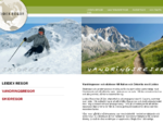Vandringsresor och skidresor till Italien och Österrike - Leidex Resor