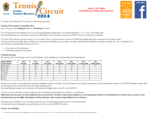 Buijze Pers Tennis Circuit Leidse Tennis Masters   Buijze Pers Tennis Circuit