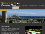 Location villa à Calvi en Corse Manureva Calvi