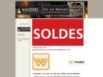 Ets Le Masson Wanders - Poêles à granulés, chaudières, Inserts, cheminées - Auray - Morbihan - Br
