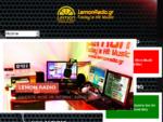 Web Radio - Lemon Radio | Internet Radio
