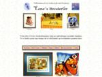 Lene's broderier