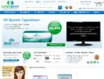 Kontaktlinsen, Brillen, Pflegemittel und Versand von Lensbest - Deutschlands größter Versender für K