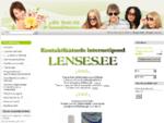 Kontaktläätsede internetipood Lenses. ee