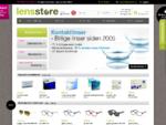 LINSER hos LENSSTORE Kjøp kontaktlinser til 50 lavere pris!