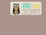 HOME KIDS. Ropa de hogar y accesorios textiles para bebé y niño.