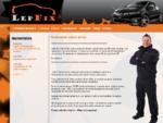 Lepfix. fi – Nostamme autosi arvoa