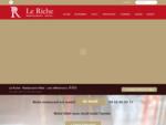 Le Riche hotel restaurant à Alès