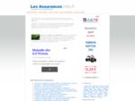 Assurances Horaire - Informations, Offre Assurance