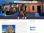 Hotel Le Sabbie a Calasetta, vicino Sant Antioco, Carbonia, Carloforte e Portoscuso nel sud della ...