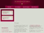 Les Bonbons Κατερίνα - Κατάστημα με είδη γάμου, είδη βάπτισης στην Αθήνα