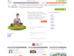 LesEcohabitants. fr le site communautaire pour réaliser des économies d'énergie