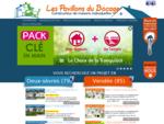 Constructeur de maisons individuelles et BBC en Vendée 85 et Deux-sèvres 79 Les Pavillons du Bocage