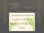 Le Temple Beauté, Institut de beauté à Goincourt proche de Beauvais
