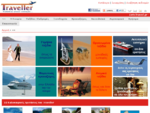 Traveller - Εκδρομές Ταξίδια Κρουαζιέρες Αεροπορικά Ακτοπλοϊκά εισιτήρια online κρατήσεις Travell
