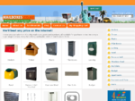 Online Mailboxes and Letterboxes shipped worldwide The Online Mailbox shop
