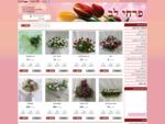 משלוחי לב בכרמיאל | פרחים בכרמיאל | פרחי לב