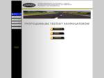 LEWANDA Zakład Elektroniki - producent testerów akumulatorów rozruchowych i trakcyjnych