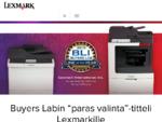 Tulostimet, väriaineet ja tulostimien musteet | Lexmark Suomi