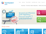 Software studio legale e avvocati TeamSystem Legal