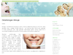Gydytojas odontologas Vilniuje   Odontologija
