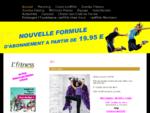L'fitness Cholet club de remise en forme réservé aux femmes