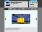 Emballage, conditionnement(entreprises) - Logistique Globale Européenne à BELFORT CEDEX