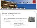 Leipziger Hochbau GmbH - Leipzig