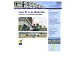 Lian Trevarefabrikk AS | Produsent av vinduer, dører og glassvegger