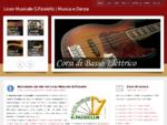 Liceo Musicale G. Paisiello Corsi di musica e strumenti musicali, canto e danza Pomigliano ...