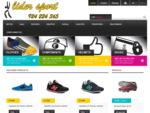 Lider Sport Botas, equipaciones y todo tipo de material deportivo - Lider Sport