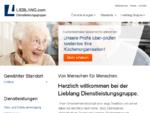 Startseite Lieblang. com – von Menschen für Menschen