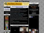 LifeInFlorence. it - Il nuovo sito dei locali a Firenze e dintorni