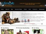 Lifestyle Pet Care. Dog Walking and Pet Sitting in Burlington, Ontario