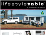 Caravan Table – Lifestyletable