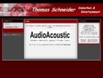 Thomas Schneider - DJ Tom Deelay - Home