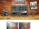 ДАНИЛА | Студия художественной ковки