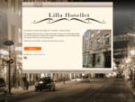 Lilla Hotellet i Sundsvall