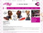 Značkové oblečenie zvierat - dog fashion - Lillys - móda pre psy, oblečenie pre psi