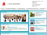 Limes-Apotheke - Ihre Apotheke in Aalen