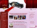 Прокат лимузинов, аренда лимузина, заказать лимузин на свадьбу в Москве и Московской области, зак