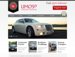 Limoso Luxury Limousine hire | business transfers, wedding car hire, stretch limousine hire and m