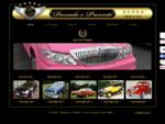 Limousine, Aluguel de limousine, Carros antigos para casamento, Serviço de limosine, Passeio de