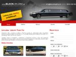 Prenájom limuzíny | Blacklimuzina