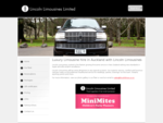 Lincoln Limousines - Limousine hire in Auckland New Zealand