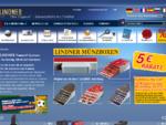 Lindner Original Sammelzubehör für Münzen, Briefmarken, und sonstige Sammelgebiete LINDNER ...