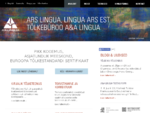 Tõlkebüroo AA Lingua - tõlketeenused aastast 1999