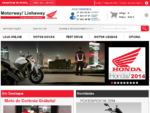 MOTORWAY e LINHAWAY - Concessionários Honda Motos, Novas e Usadas