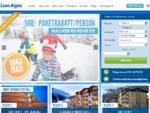 Skidresor 2015 till Alperna | Alperna till fjällpriser - Lion Alpin